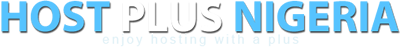 Host Plus Nigeria logo